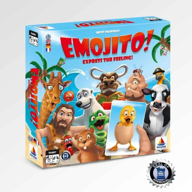 Emojito Party Game Review