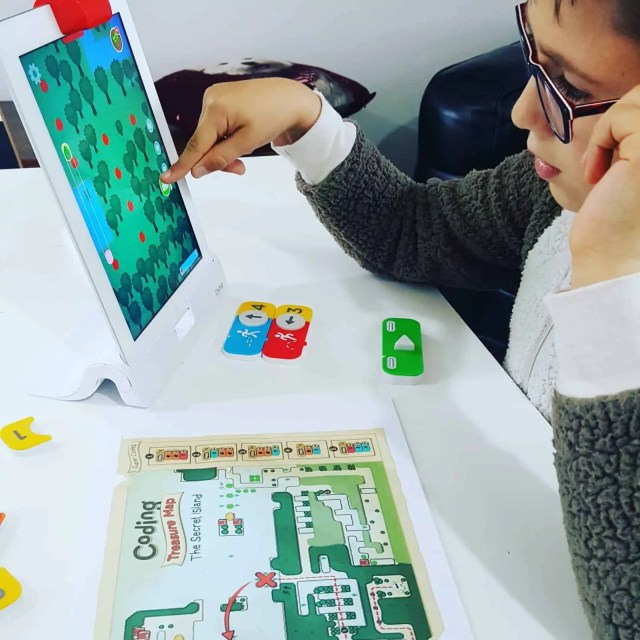 Review of Osmo Coding with Awbie