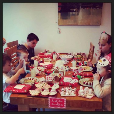 North Pole Family Breakfast