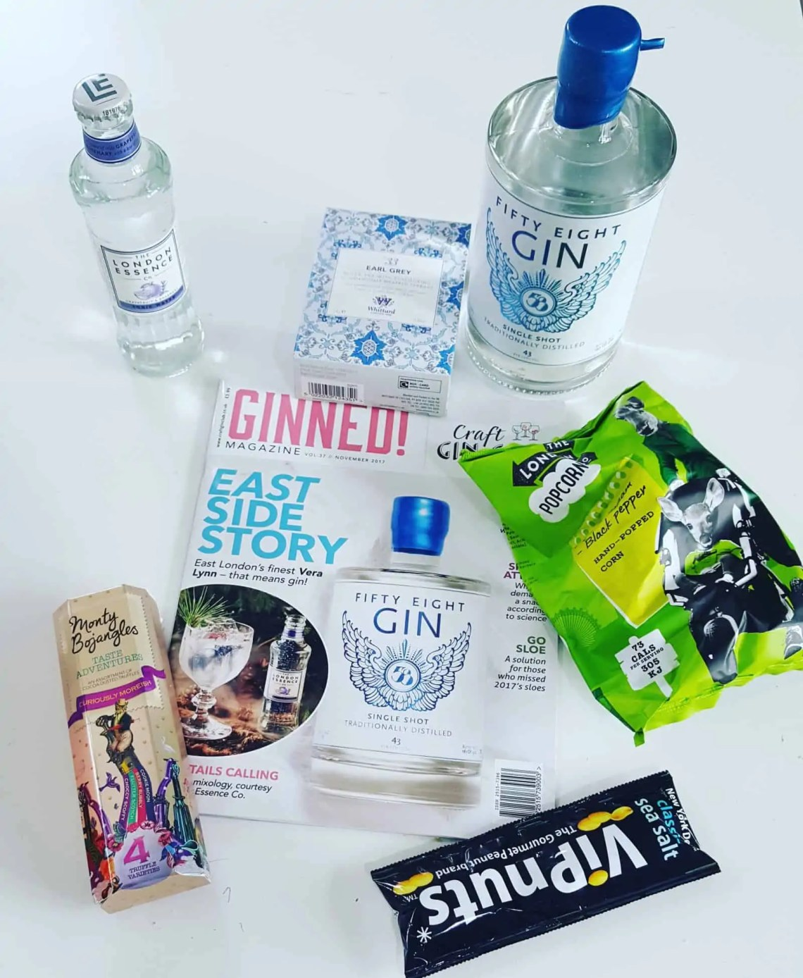 Craft Gin Club November