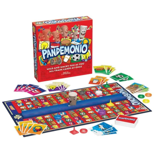 Pandemonio Game
