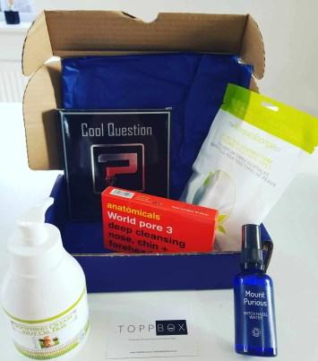 Topp Box Subscription Box