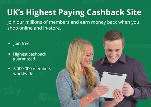 TopCashBack Benefits