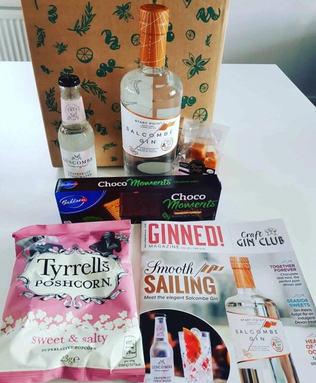 Craft Gin Club Subscription Box