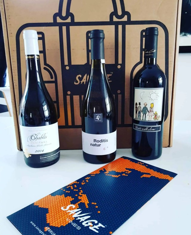 Savage Vines Subscription Box Review