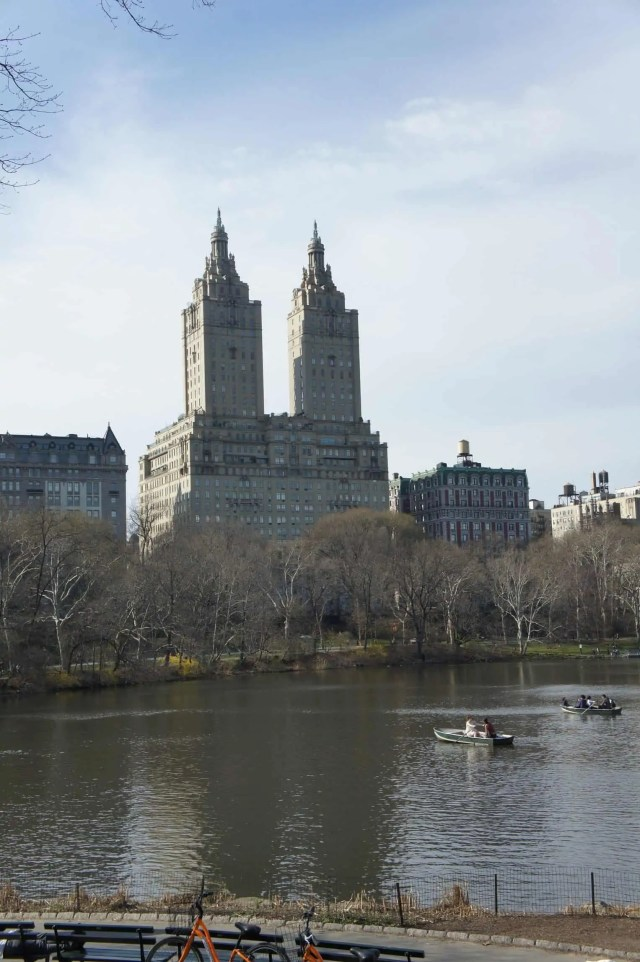 Ghostbusters Hotel Central Park