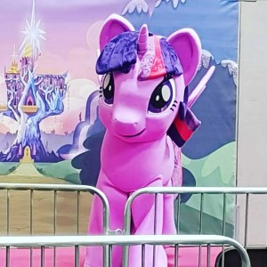 My Little Pony, Twilight Sparkle at Kidtropolis NEC