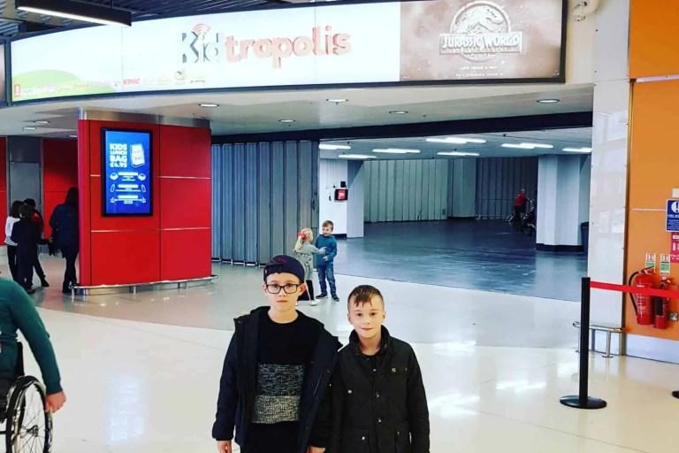 Kidtropolis NEC 2018