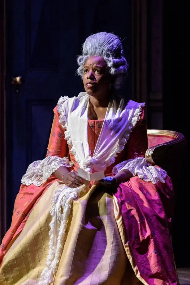 The Countess from the Marriage of Figaro #opera #mozart