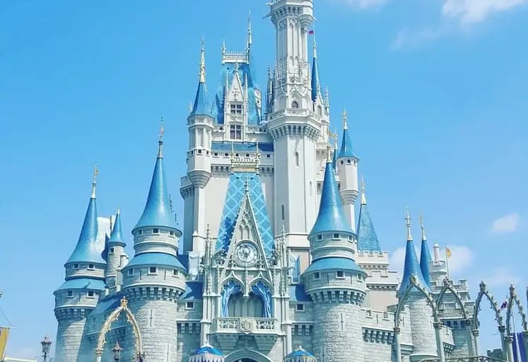 Walt Disney Magic Kingdom Orlando Attractions Florida