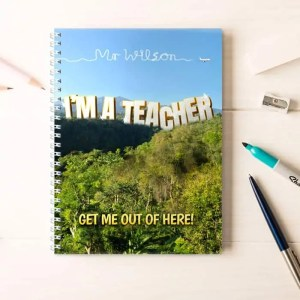 I'm a teacher, get me out of here! #teachergifts