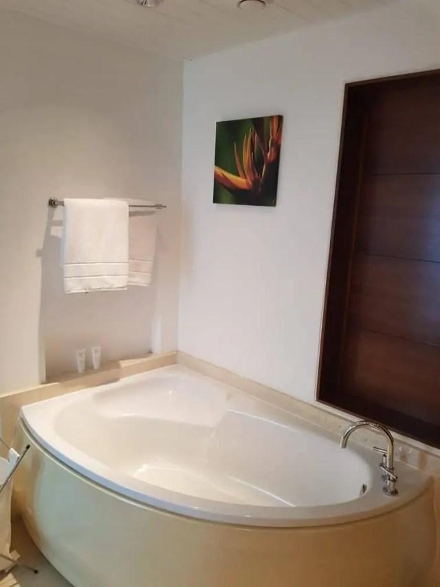 Tamassa Resort, Mauritius Room 1008 Bath