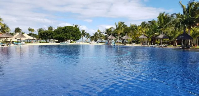 Tamassa Resort, Mauritius swimming pool