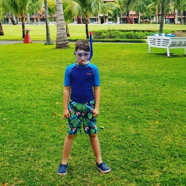 What to pack on a family holiday - Snorkel