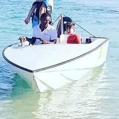 Tamassa Resort, Mauritius Water Skiing