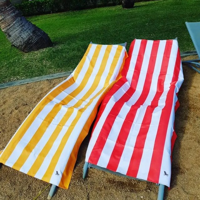 Dock and Bay Towels