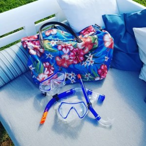 What to pack on a family holiday - Beach Bag