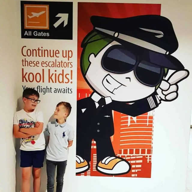 Kidzania Westfield London Kool Kids