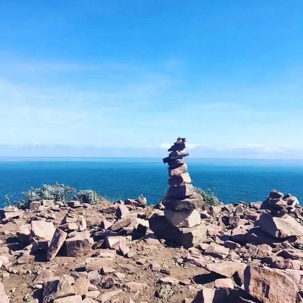 Cap Frehal Stone Structure