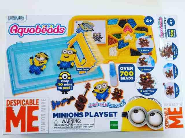 Aquabeads Minions Playset
