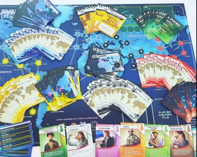 Pandemic Board Game Review 2
