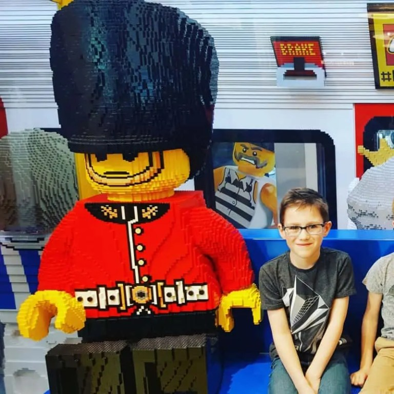 Lego Shop London