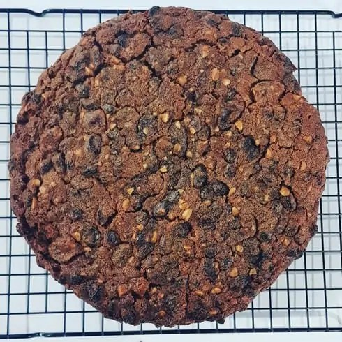 Review of Mary Berry Christmas Cake Finished Product