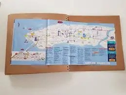 Scrapbooking with Kids - Maps