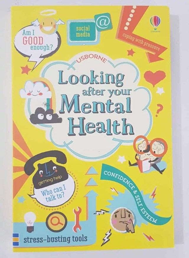 Looking after your mental health book