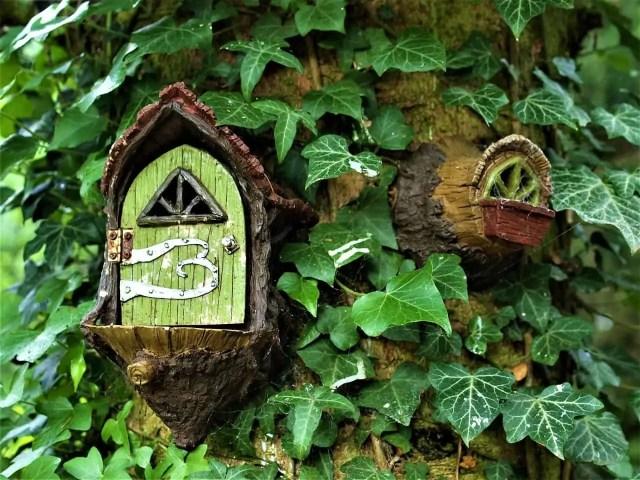 Keep kids busy - Fairy Door