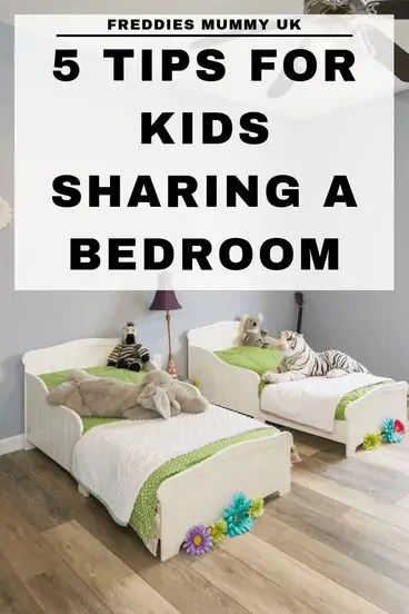 5 Tips For Kids Sharing A Bedroom#kidsbedroom #kidsroomsdecor #kidsroom #kidsroomideas #kidsroomorganization #kidsbedroomideas #sharing