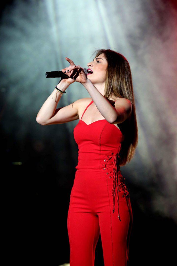 Σιμέλα Χριστοπούλου: Εντυπωσιακό φινάλε στο Fever (φωτο)