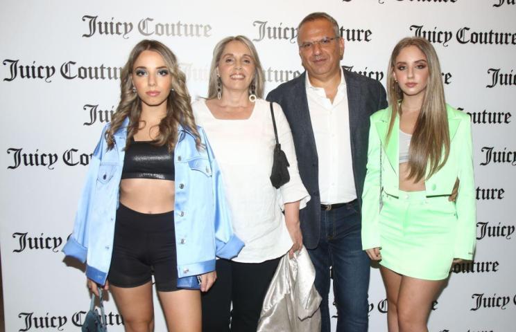 Η Juicy Couture ξανά στην Ελλάδα (εικόνες)