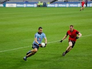 Dublin vs Down – Football gaélique