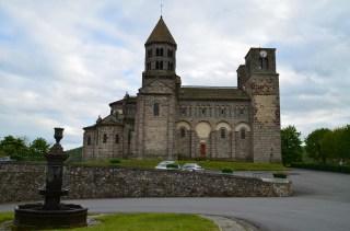 Eglise, Saint Nectaire, Auvergne