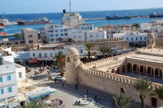 Mosquée, Sousse, Tunisie