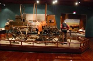 Dans le musée