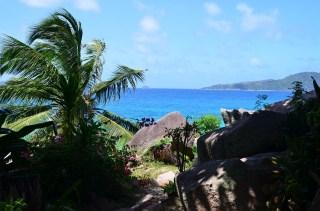 Anse Grosse Roche - Ile de la Digue