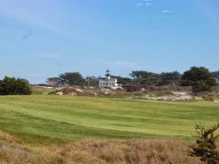 Un des golf sur la 17 miles drive