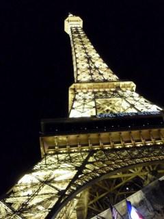 Tour Eiffel - Las Vegas