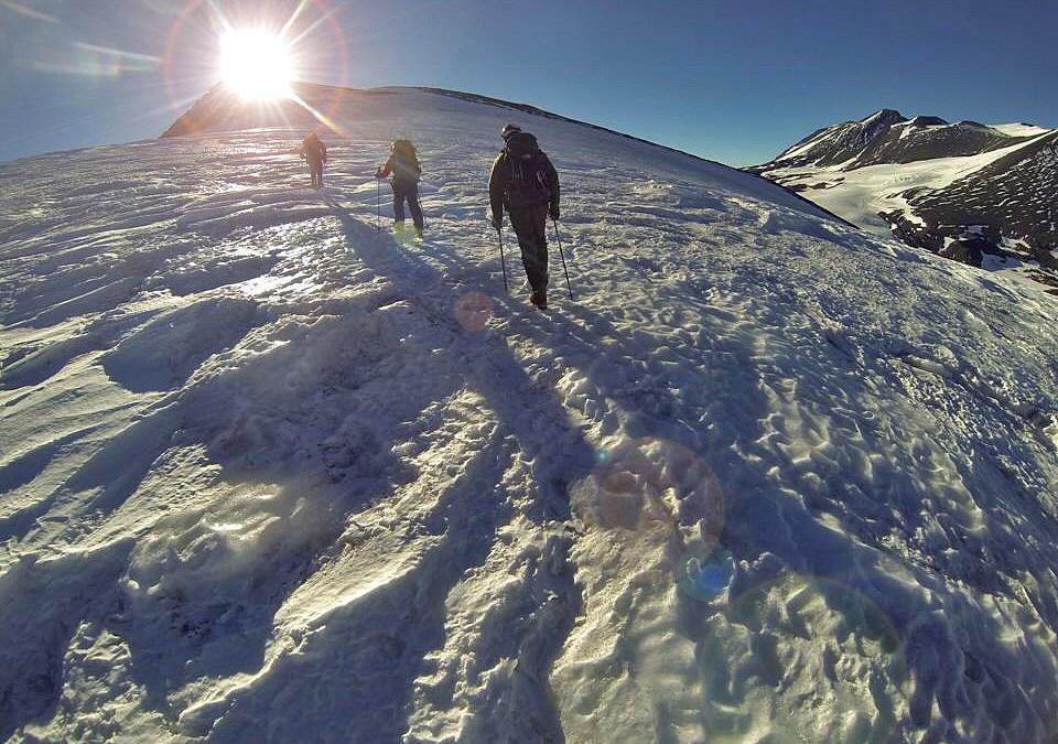 Marmolejo 6108m – Chile