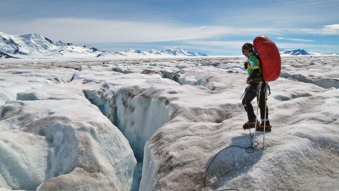 Gelo Continental Patagônico
