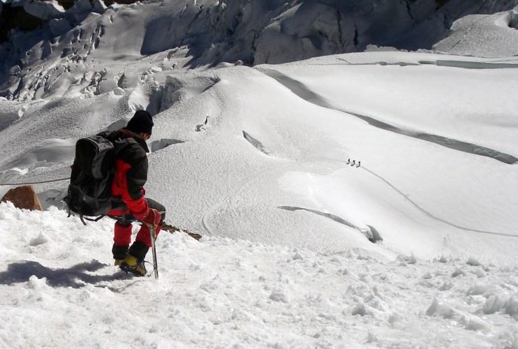 Huayna Potosi 6088m – Bolivia