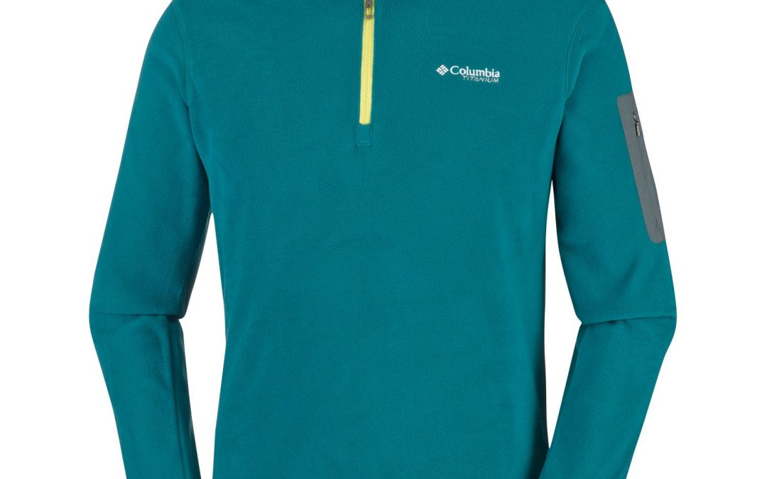 Casaco fleece fino Columbia