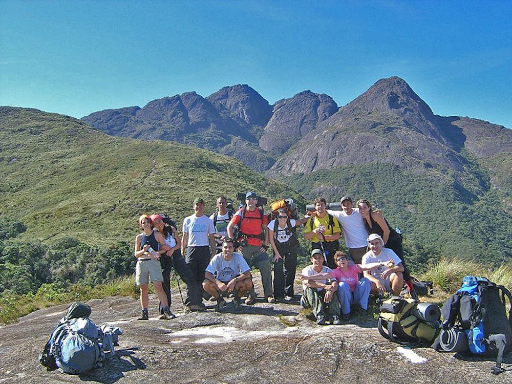 Pico do Marins 2422m