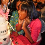 Toya & Wayne Throw Lavish Party For Their Baby Girl Birthday