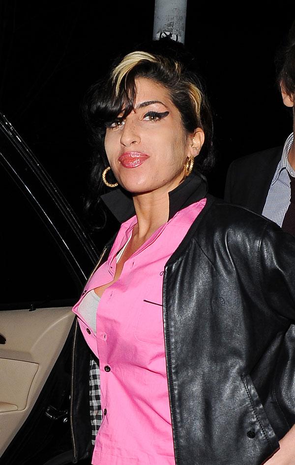 Amy Winehousesa