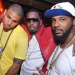 Polow Da Don Throws Album Release Party For Chris Brown