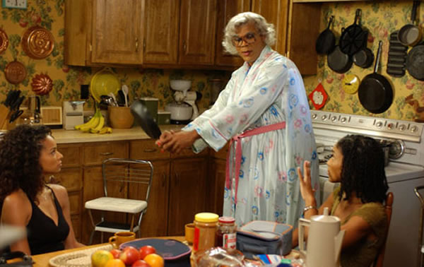 """Madea's Big Happy Family"