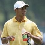 Gatorade Drops Tiger Woods